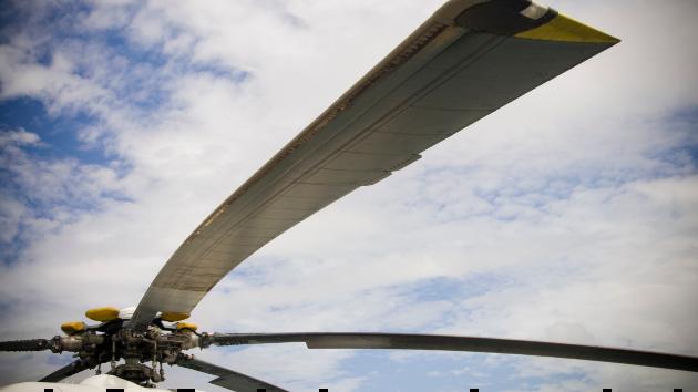 Five dead after helicopter crash in Alaskan glacier