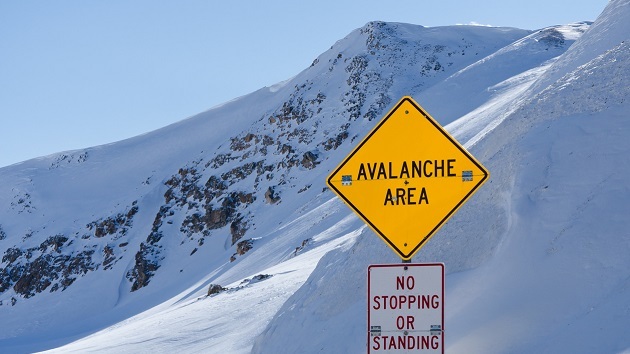 4 skiers dead after avalanche in Utah's Salt Lake Valley