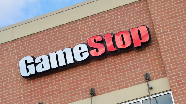 GameStop stock surges again weeks after high-profile rally