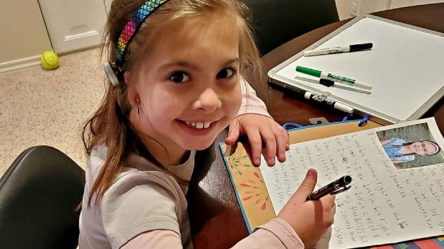 Girl's letter to lawmaker leads to legislation for people with hearing loss