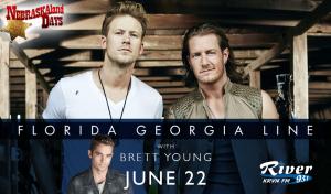 Florida Georgia Line with Brett Young @ Wild West Arena | North Platte | Nebraska | United States