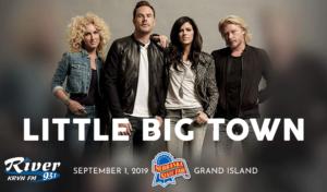 Little Big Town @ Nebraska State Fair | Grand Island | Nebraska | United States