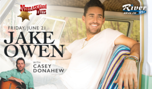 Jake Owen with Casey Donahew @ Wild West Arena | North Platte | Nebraska | United States