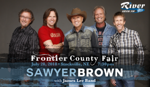 Sawyer Brown @ Frontier County Fair | Stockville | Nebraska | United States