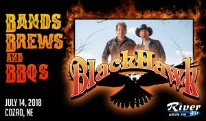 BlackHawk @ Bands, Brews, & BBQs | Cozad | Nebraska | United States