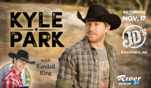 Kyle Park with Randall King @ JD's Bar | Kearney | Nebraska | United States