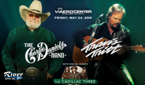 Charlie Daniels Band, Travis Tritt, with the Cadillac Three @ Viaero Center | Kearney | Nebraska | United States