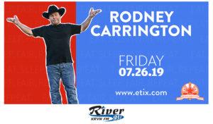 Rodney Carrington @ Buffalo County Fairgrounds