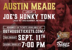 Austin Meade @ Joe's Honky-Tonk