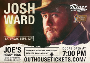 Josh Ward @ Joe's Honky-Tonk