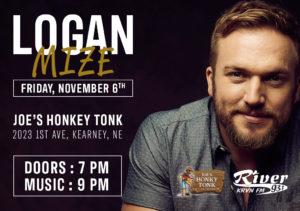 Logan Mize @ Joe's Honky-Tonk