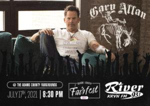 Gary Allan @ Adams County Fairfest
