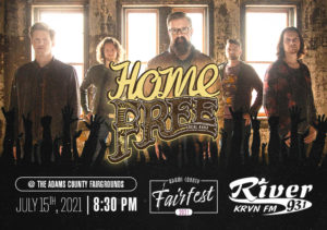 Home Free @ Adams County Fairfest