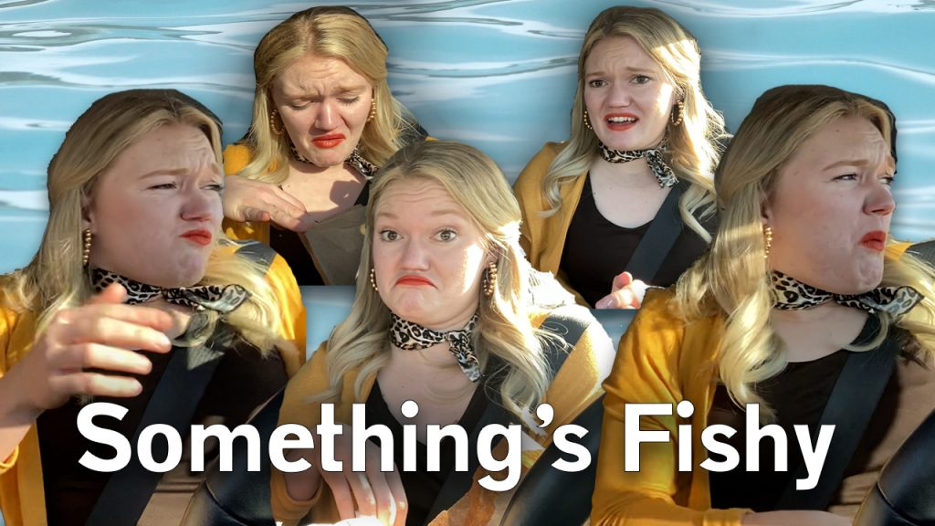 Something's Fishy | Friday Five