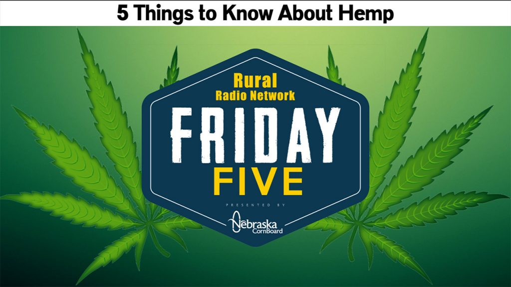 Hemp vs. Marijuana | Friday Five | Feb. 26, 2021