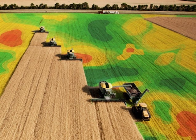 Study shows precision agriculture improves stewardship