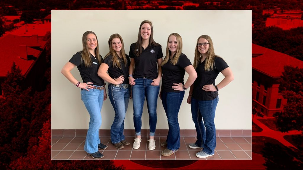 2021 Nebraska dairy ambassadors selected
