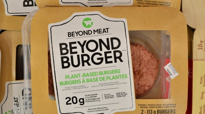 Beyond Meat inks McDonald's, Yum deals