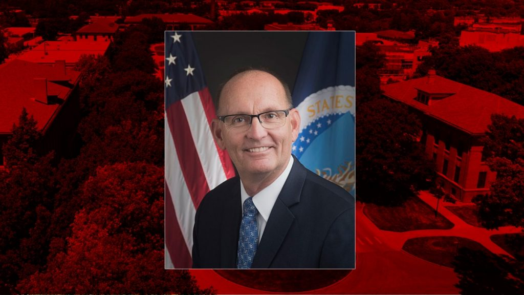 Ibach joins UNL as IANR undersecretary-in-residence
