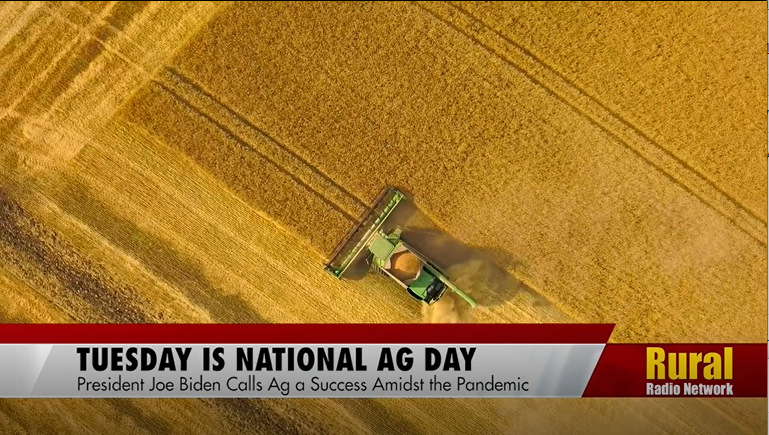 President Biden Proclaims it National Ag Day | Agriculture News Update | 3/23/21