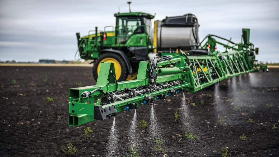 John Deere launches See & Spray™ Select for sprayers