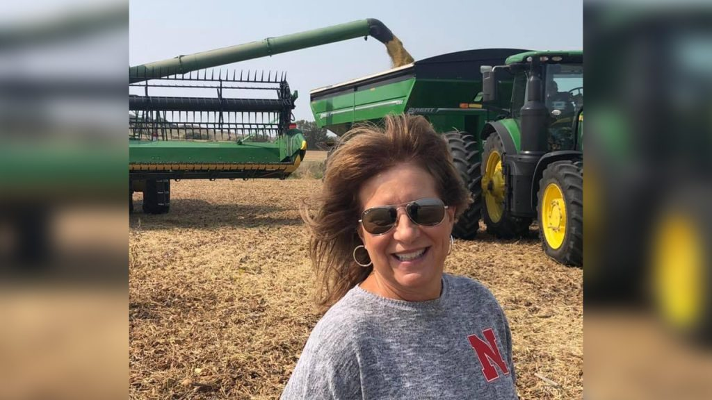 Women in Ag: Peden transitions from no farming experience to full-time farmer