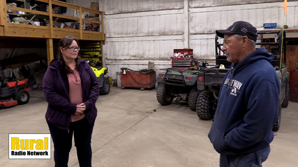 Columbus farmer reaps benefits from last year's cover crops | 2021 Fridays in the Field | Episode 1