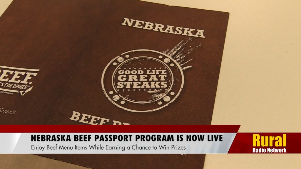 Visit over 40 restaurants in 2021 Nebraska Beef Passport program