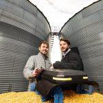 Nebraska team builds grain robot designed to keep farmers safe