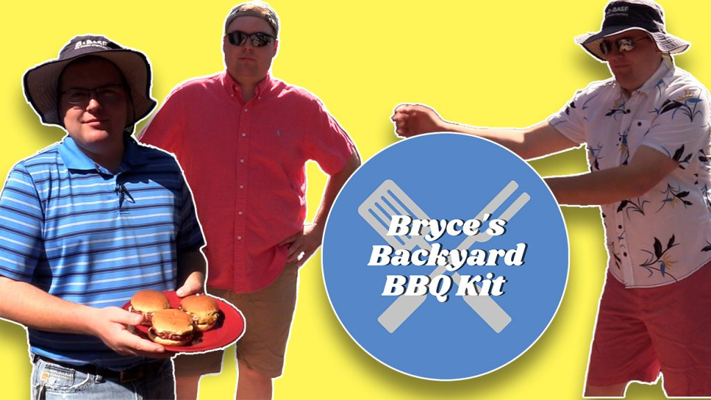 As Seen on TV: Bryce's Backyard BBQ Kit | Friday Five | May 28, 2021