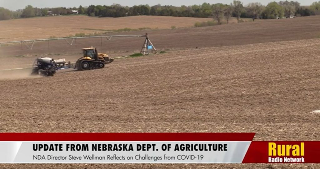 Nebraska agriculture delivers after adversity   Interview with NDA Director Steve Wellman