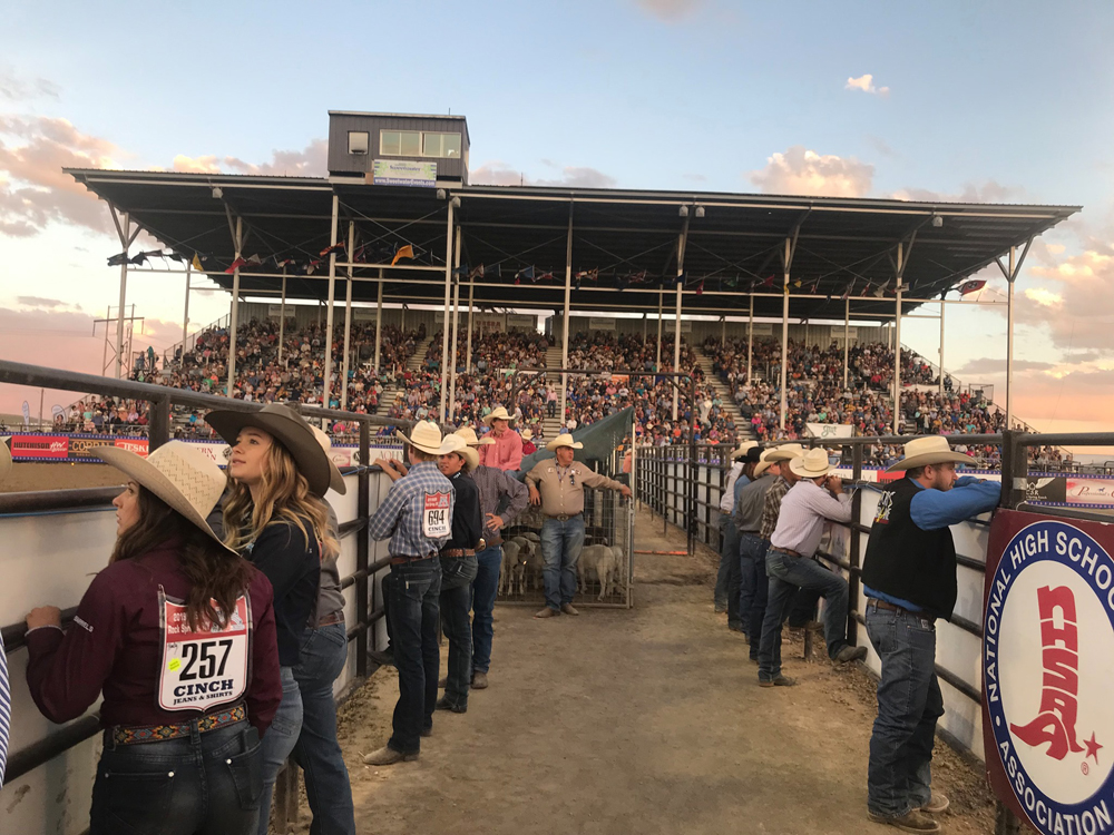 Nebraska businesses, organizations encouraged to prepare for National High School Finals Rodeo