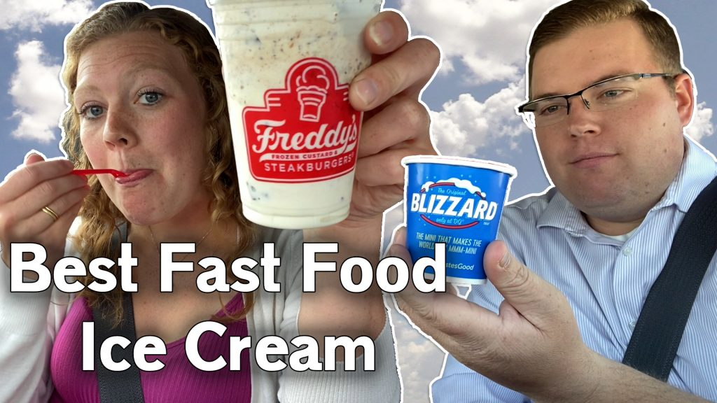 Best Fast Food Ice Cream | Friday Five | June 4, 2021