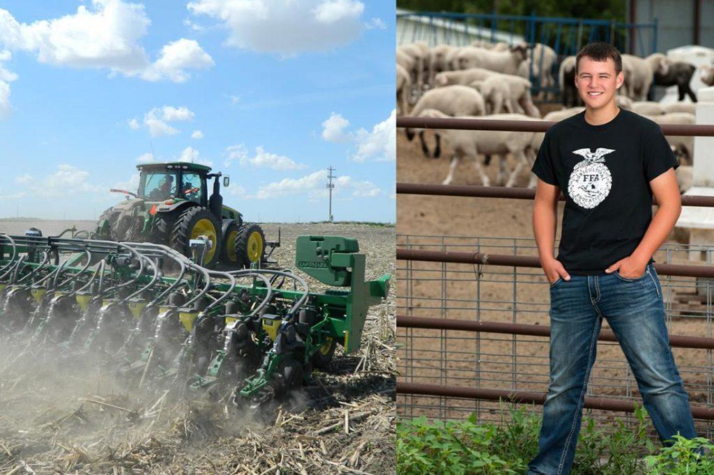 Nebraska student named finalist for FFA American Star Farmer