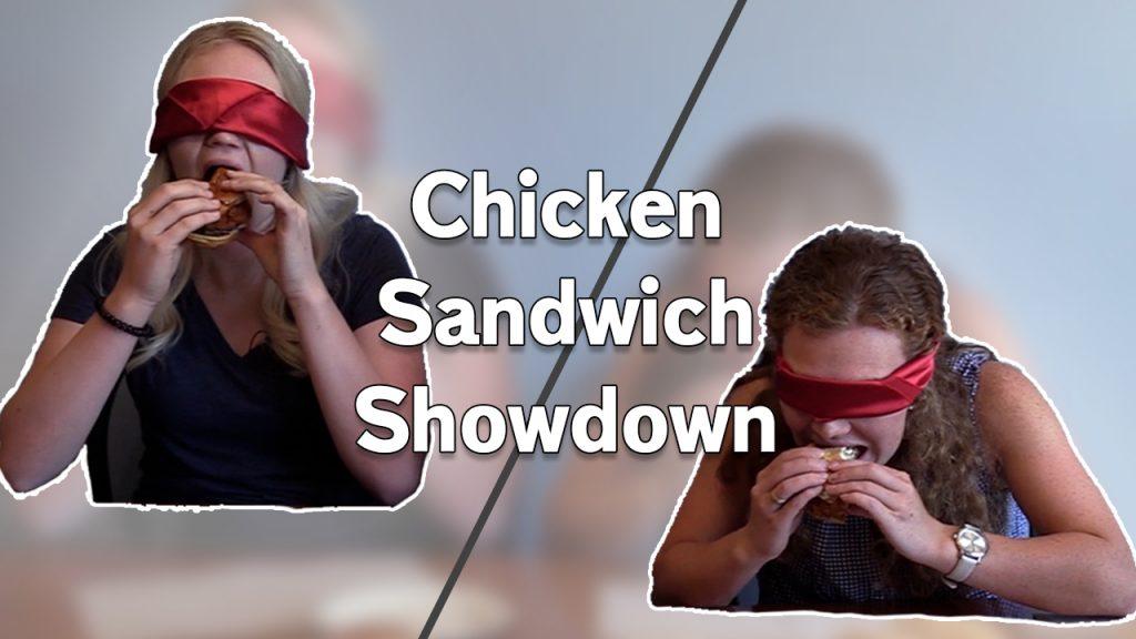 Fast Food Chicken Sandwich Showdown | July 9, 2021
