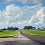 Local crops could provide green solution for blacktop repair