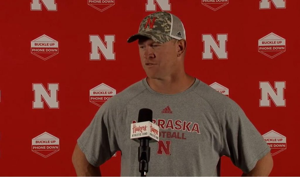 Scott Frost Reflects on First Week of Fall Camp