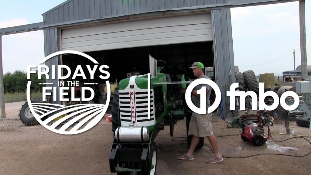 Checking in on crops in the panhandle   2021 Fridays in the Field   Ep. 12