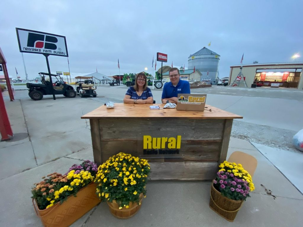 The Sunrise Report | LIVE from Husker Harvest Days| Day 1