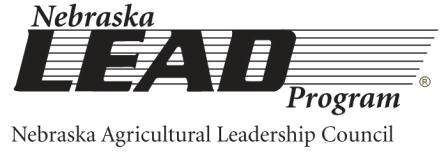 Nebraska Lead program announces Group 40 members