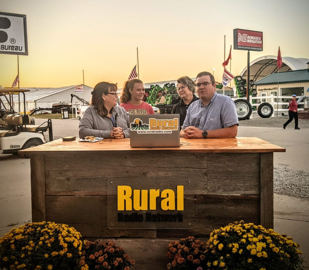 The Sunrise Report | LIVE From Husker Harvest Days | Day 3