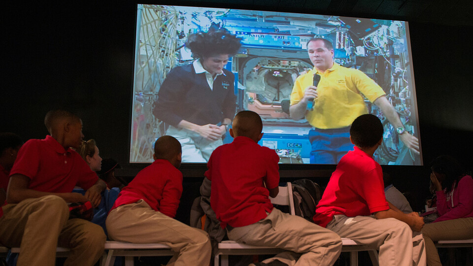 Nebraska youth, 4-H to participate in Q&A with astronauts