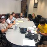 Southern Valley FFA prepares for busy fall semester; Russell receives grant for pumpkin patch