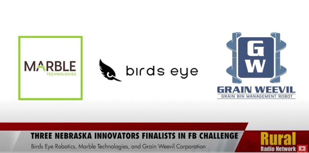 Three Nebraska start-ups named semi-finalist in Farm Bureau Ag Innovation Challenge | Ag News Update