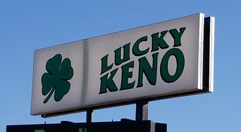 Keno Gaming Rebounds in Scotts Bluff County