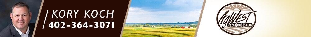 Kory Koch - AgWest Land Brokers