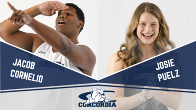 Cornelio, Puelz named National Scholar Athletes of the Year; 48 Bulldogs honored