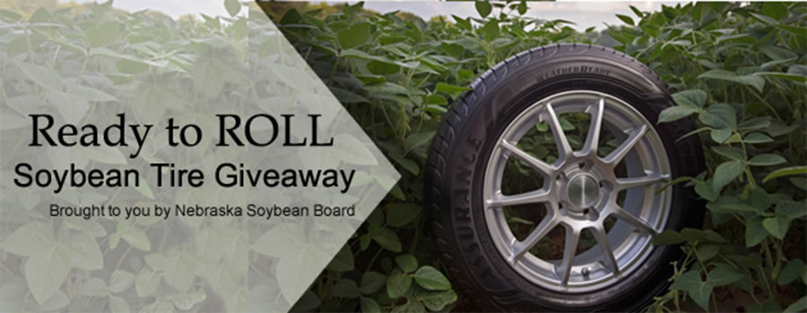 Ready to Roll Soy Tire Giveaway