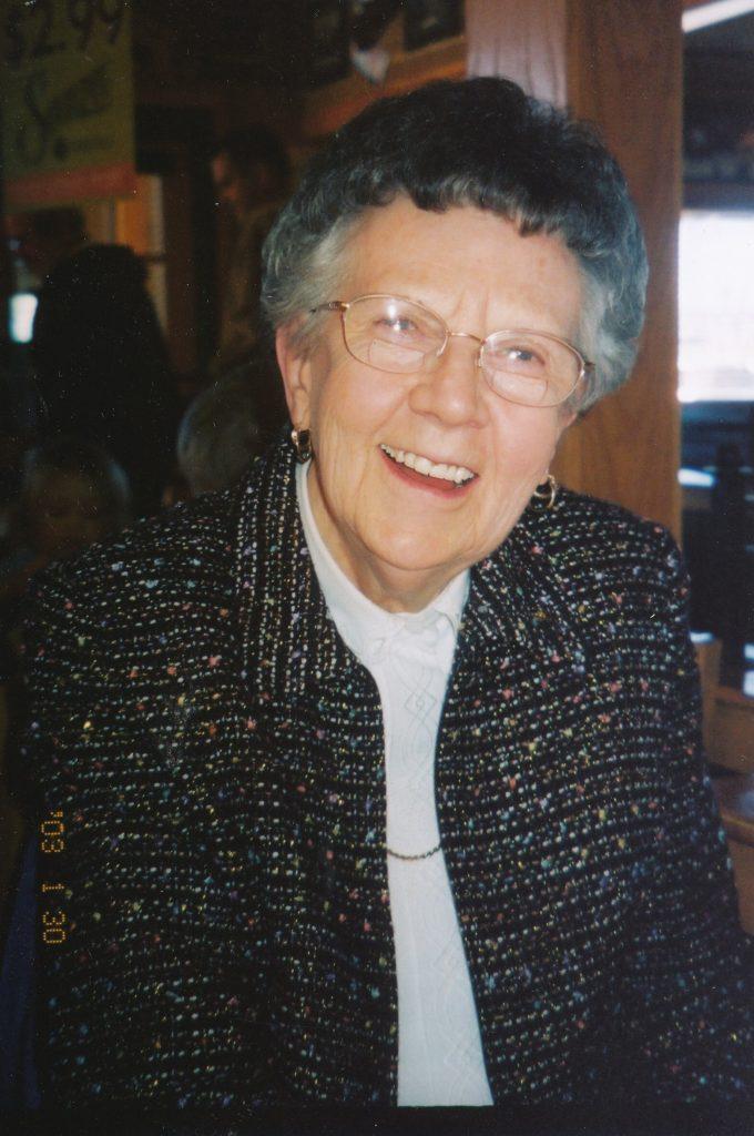 Delores L. Wegner, age 91, formerly of Bancroft, Nebraska