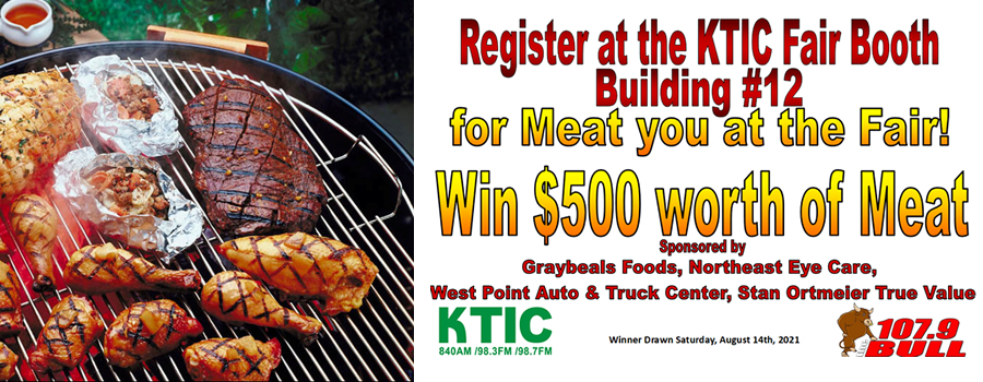 Meat you at the Fair 2021